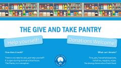 Give and Take Pantry Flyer