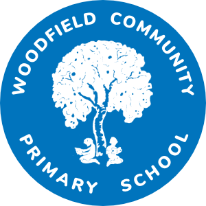 Woodield Primary School logo
